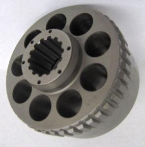 M2X120 CYLINDER BLOCK